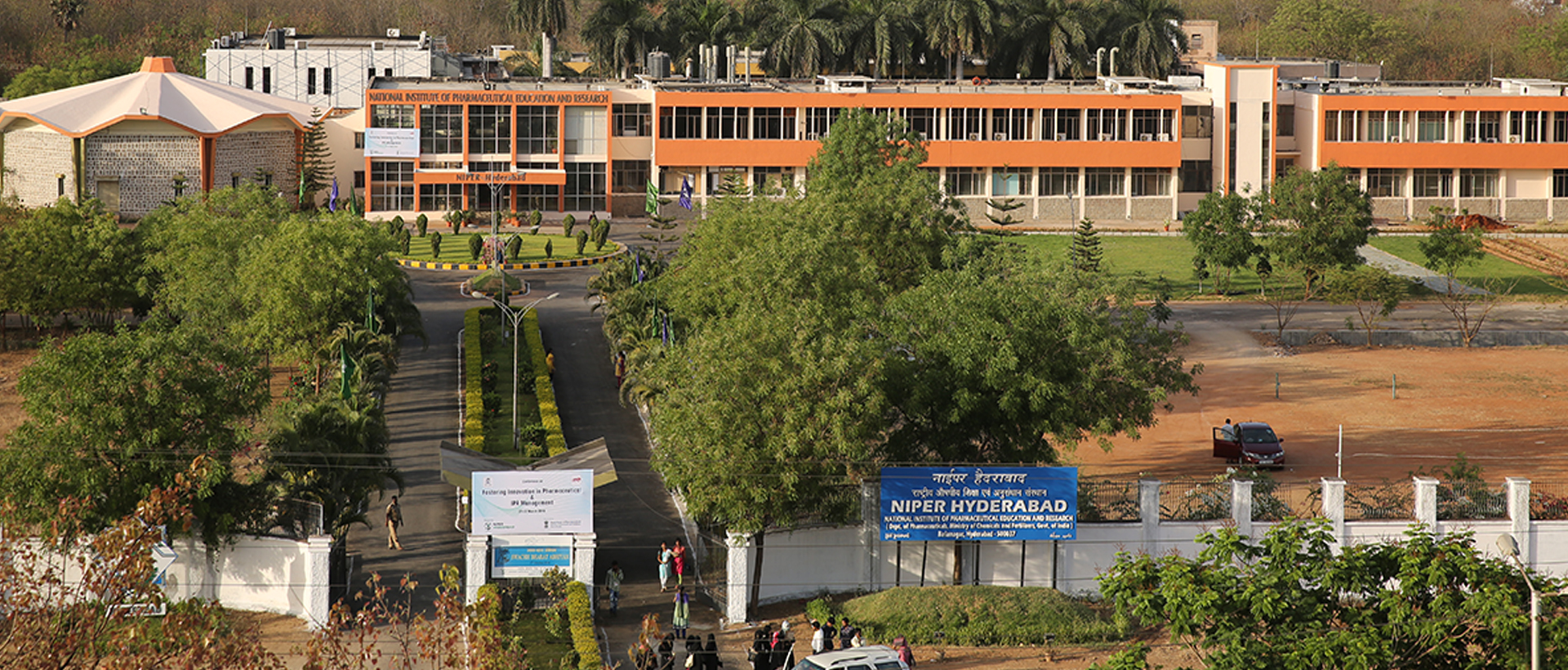 Welcome to National Institute of Pharmaceutical Education and